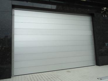AutoSeal Door