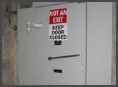 Blast doors for NYC/NJ