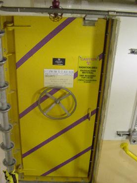 QA Door Nuclear