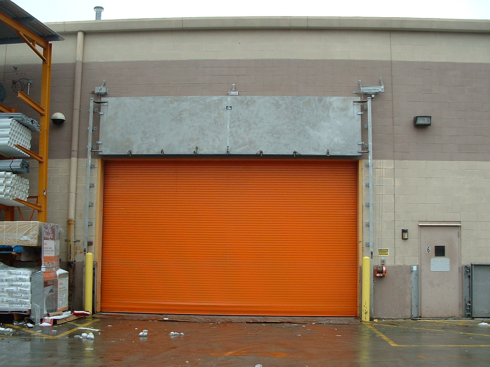 Flood Barriers Walz Krenzer Inc