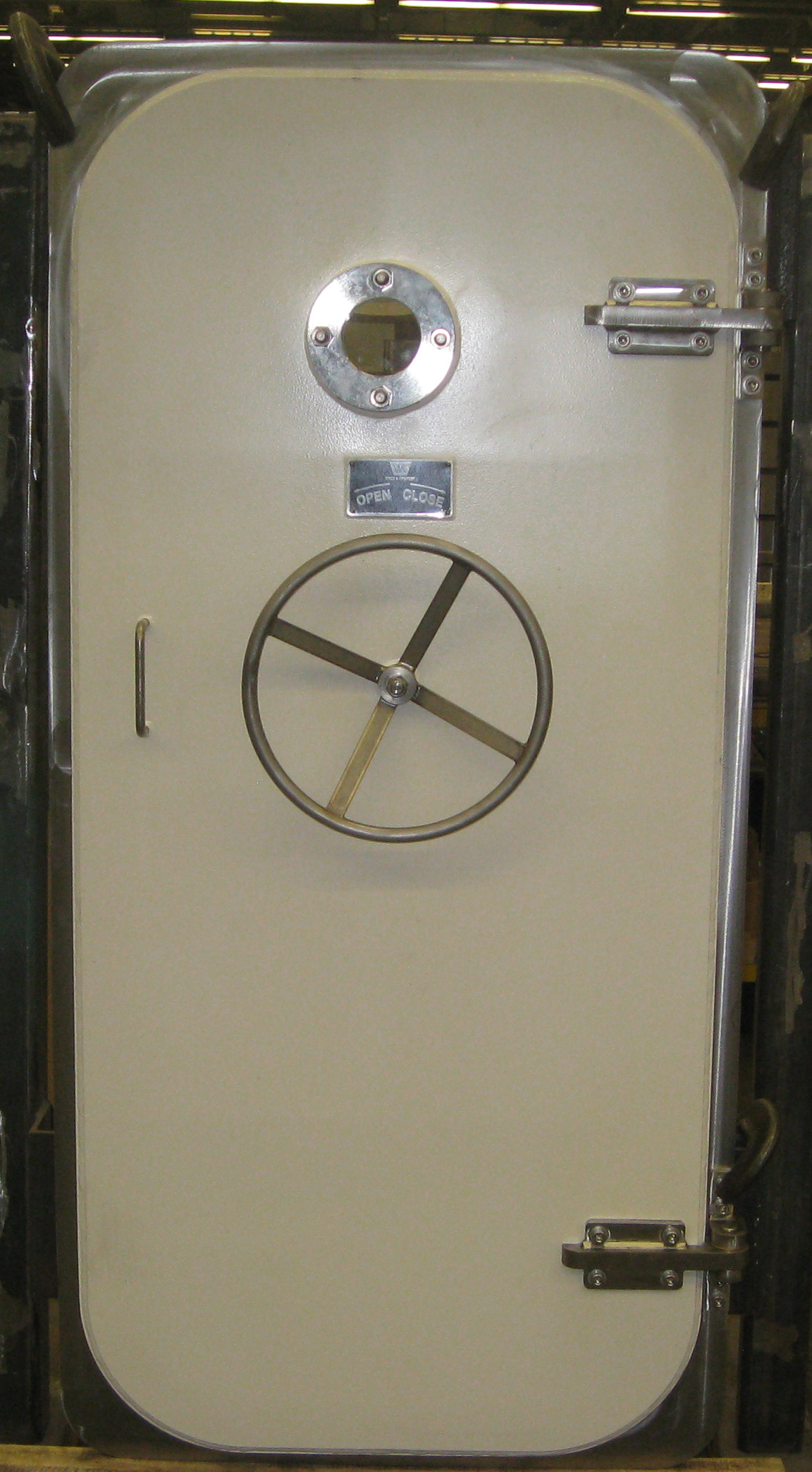 Mvc-015s U1 wtight p1 cropped & Airlocks u0026 Special Doors | Walz u0026 Krenzer Inc