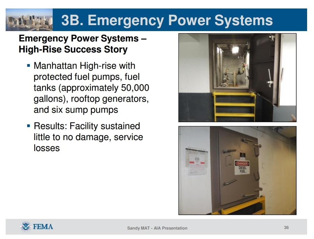 FEMA Success Story