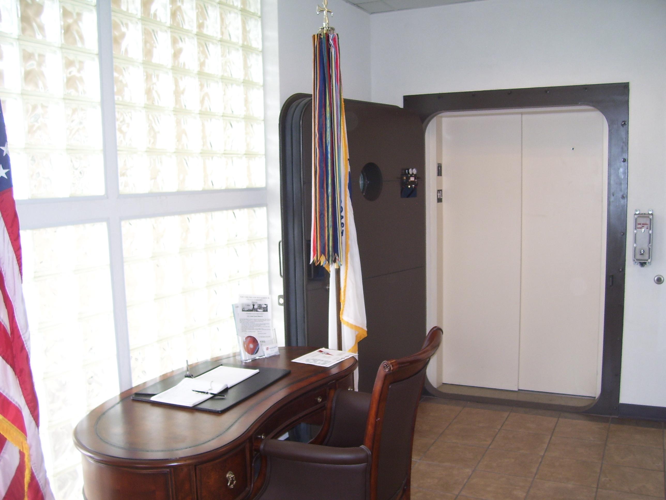 Inflatable Gasket Door inflat door & WK Model WT-FD-ID   Walz \u0026 Krenzer Inc