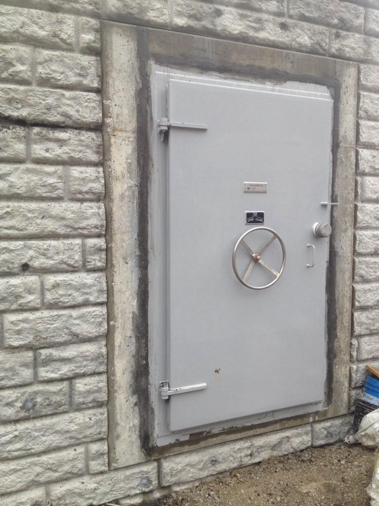 Watertight Door for Iowa City