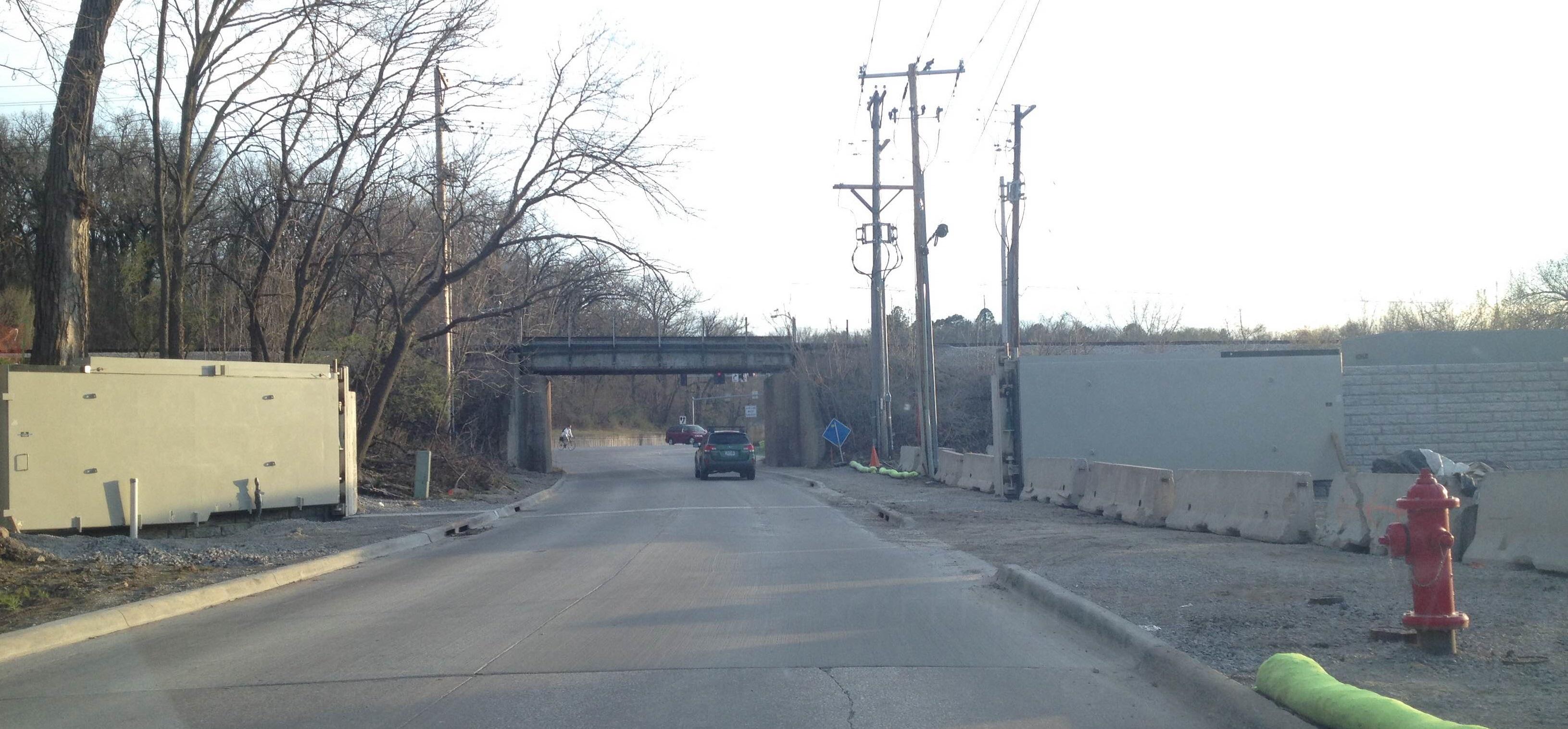 Rocky Shore Pump St Flood Gates Walz Amp Krenzer Inc